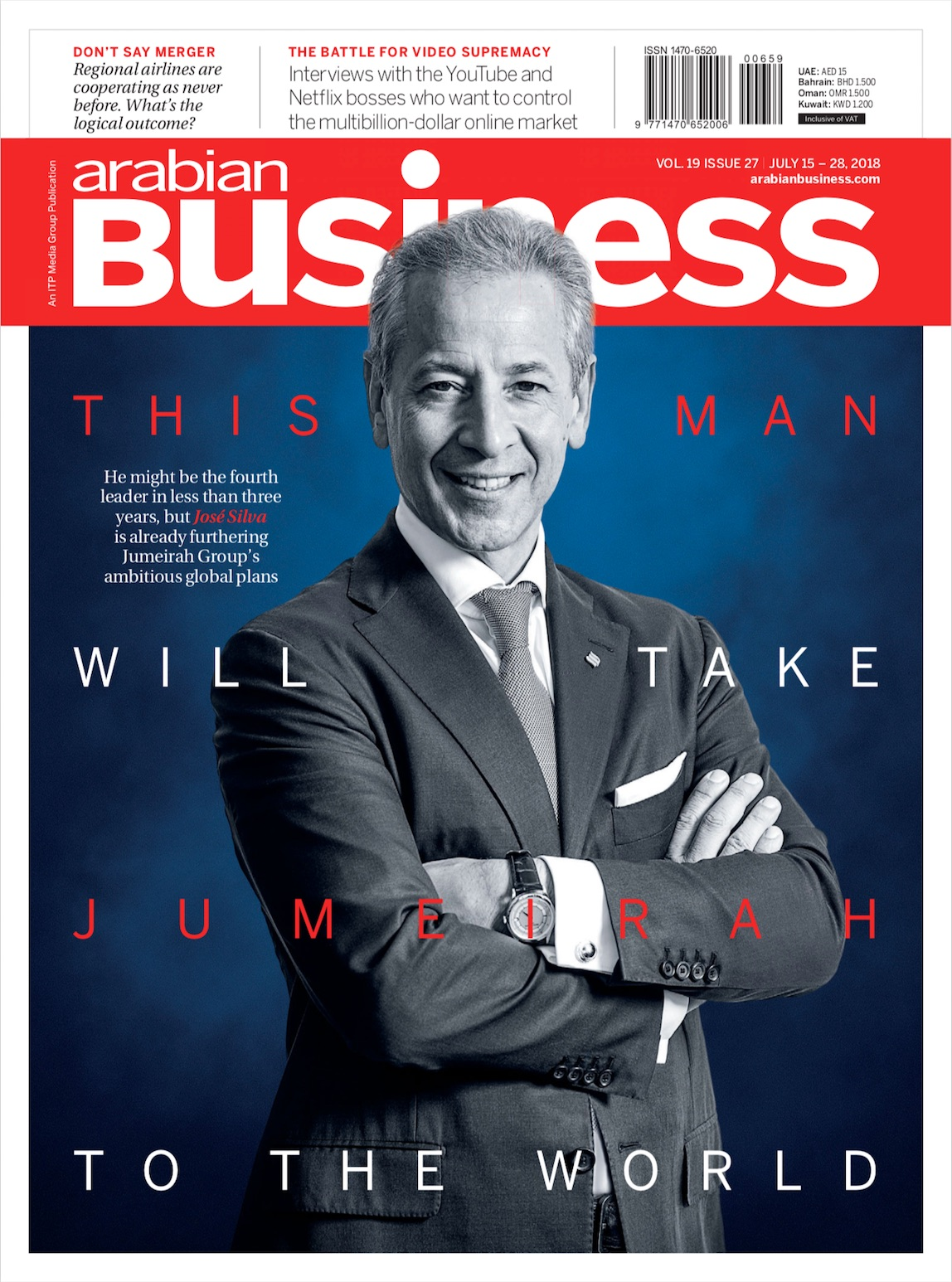 Arabian Business - July 2018